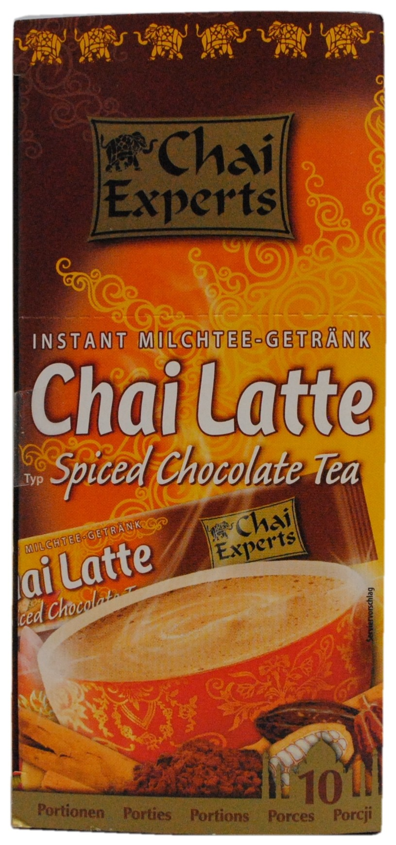 Chai Experts Chai Latte