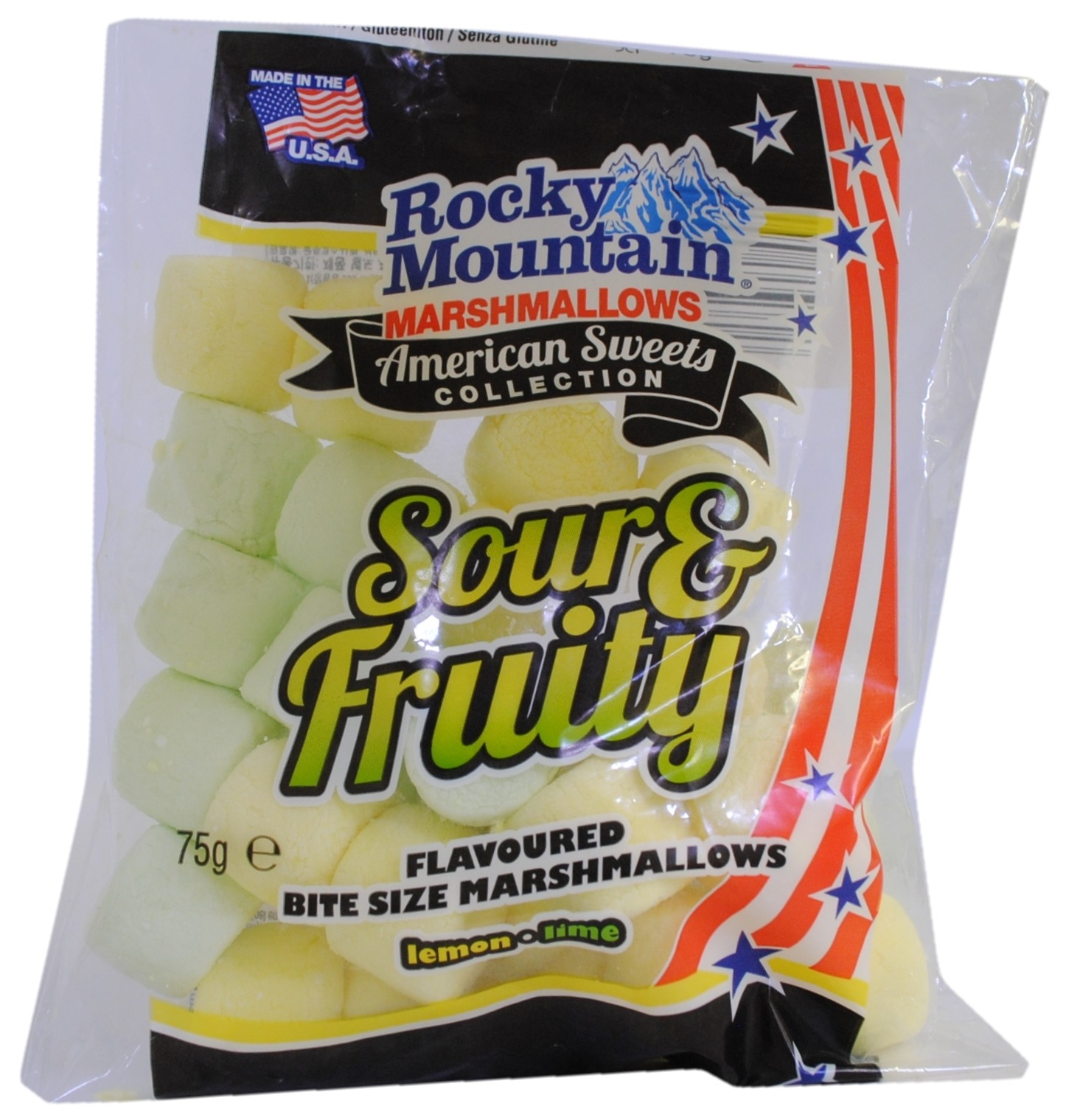 Rocky Mountain Sour Marshmallows