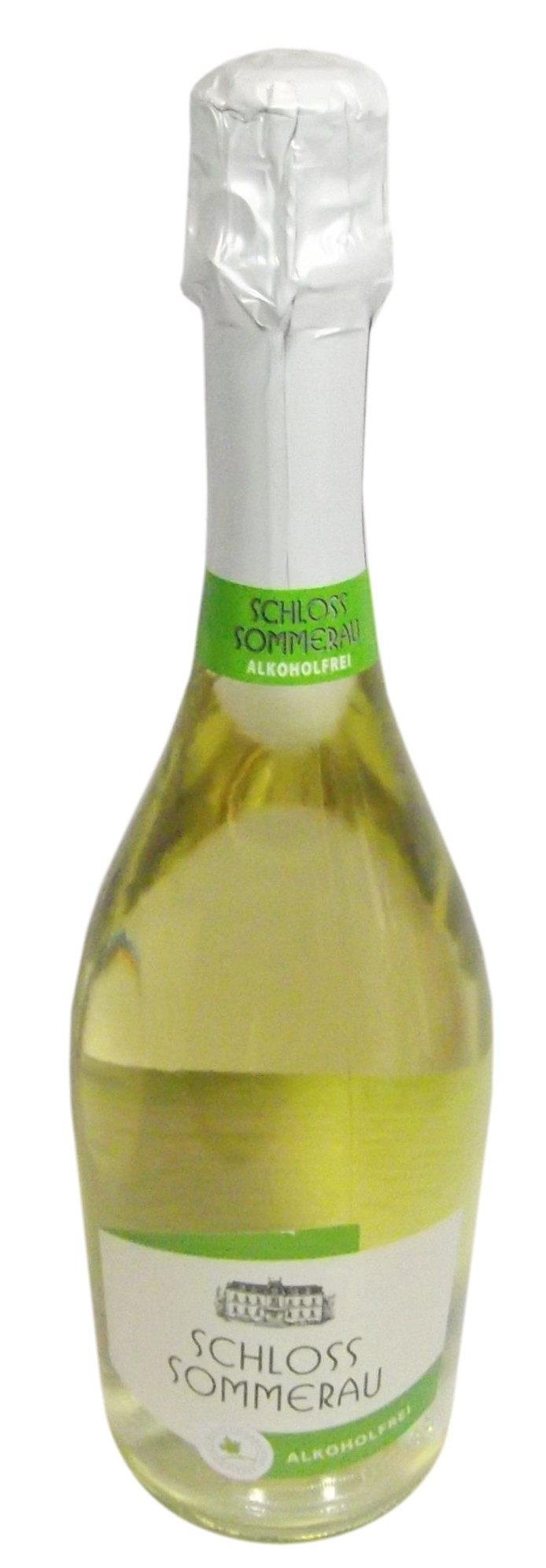 Alcohol Free Sparkling White Wine