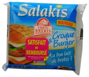 Salakis Croque & Burger