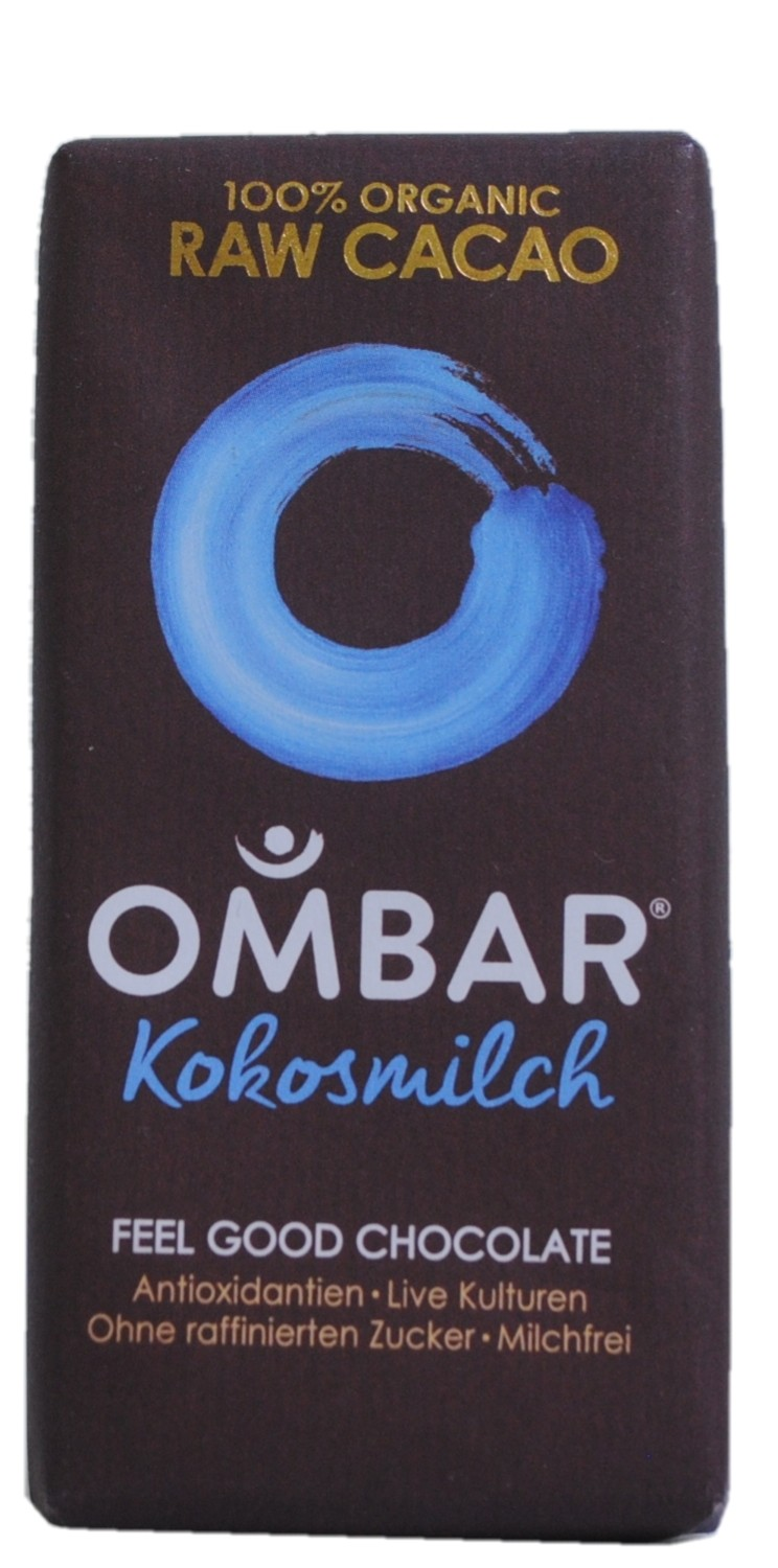 Ombar Coconut Milk Chocolate