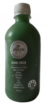Gimme Green Premium Pressed Juice