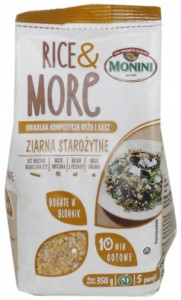 Monini Rice & More Ancient Grains Mix (Monini)