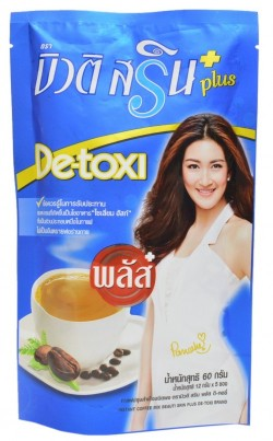 Beauti Srin Plus De-Toxi Instant Coffee Mix