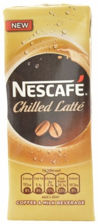 Nescafé Chilled Latté