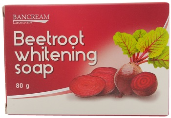 Bancream Laboratories, Beetroot Whitening Soap