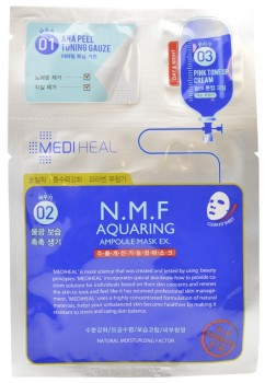 Experience 1: Mediheal S:The 3 Step Mask N.M.F