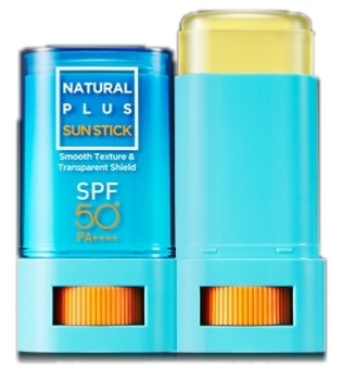 Anti-ageing Sunscreen stick: A.H.C Natural Plus Sun Stick SPF 50+ PA++++, South Korea