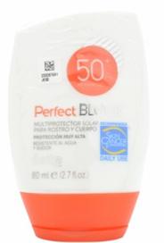 Esika Perfect Block Face & Body Sun Multiprotector SPF 50+