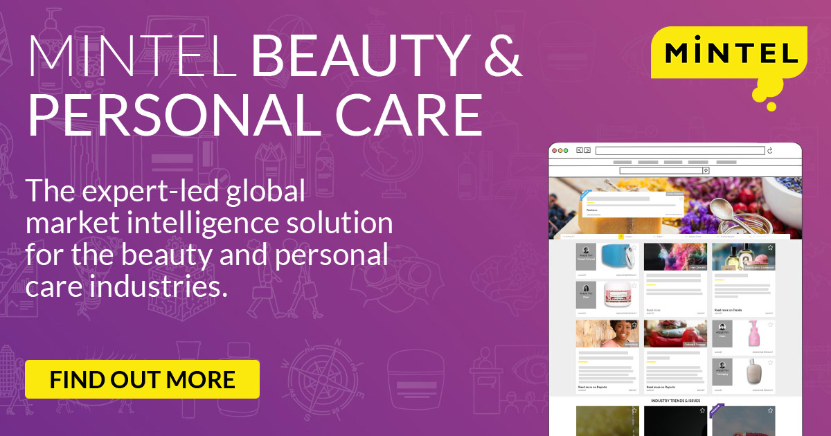Mintel Beauty and Personal Care market research | Mintel com