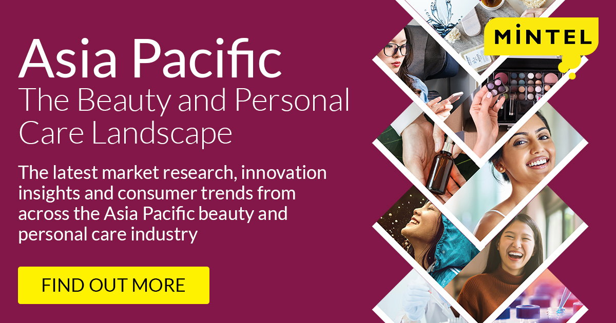 Beauty & Personal Care Landscape: Asia Pacific | Mintel com