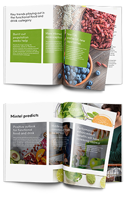 Thai attitude towards functional food booklet image