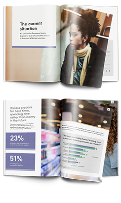 How the beauty industry survives a recession booklet image