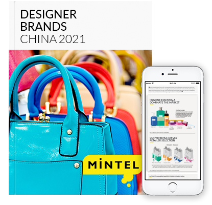 Chinese luxury and fashion market research