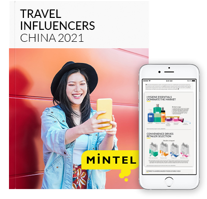 Chinese Travel and Lifestyle industry